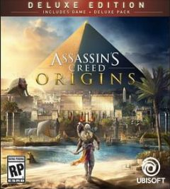 Cover Assassin's Creed: Origins – Deluxe Edition