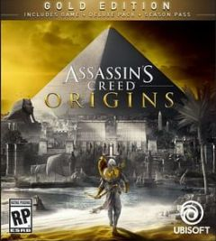 Cover Assassin's Creed: Origins – Gold Edition