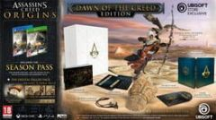 Cover Assassin's Creed: Origins – Dawn of the Creed Edition