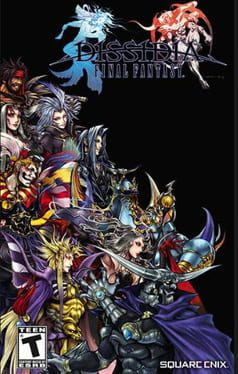Cover Dissidia Final Fantasy