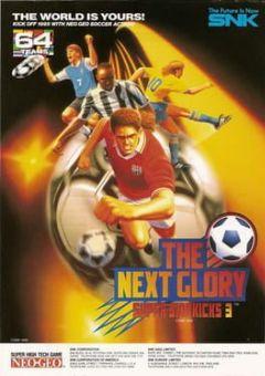 Cover Super Sidekicks 3: The Next Glory