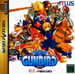 Cover Gunbird