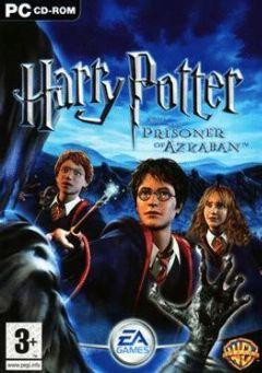 Cover Harry Potter and the Prisoner of Azkaban