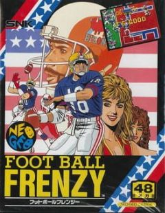 Cover Football Frenzy