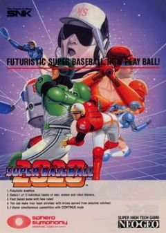 Cover 2020 Super Baseball