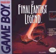 Cover The Final Fantasy Legend