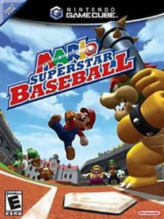 Cover Mario Superstar Baseball