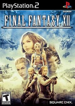 Cover Final Fantasy XII