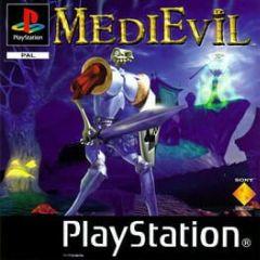Cover MediEvil