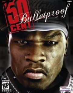 Cover 50 Cent: Bulletproof