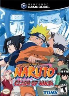 Cover Naruto: Clash of Ninja
