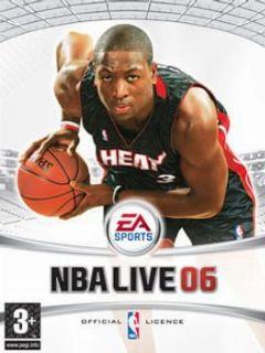 Cover NBA Live 06