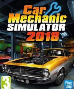 Cover Car Mechanic Simulator 2018
