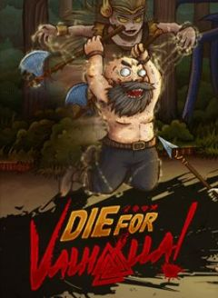 Cover Die for Valhalla!