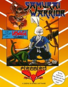 Cover Samurai Warrior: The Battles of Usagi Yojimbo