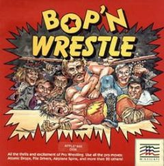 Cover Bop'n Wrestle
