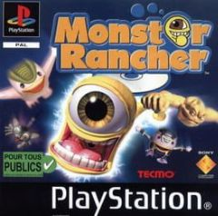Cover Monster Rancher