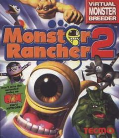 Cover Monster Rancher 2