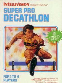 Cover Super Pro Decathlon