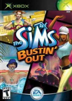 Cover The Sims Bustin' Out
