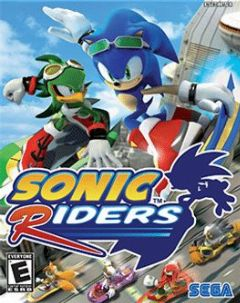 Cover Sonic Riders