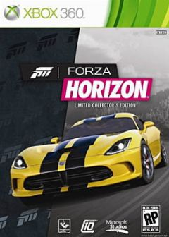 Cover Forza Horizon: Limited Collector's Edition