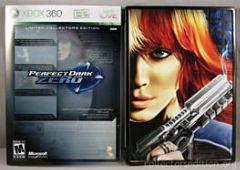 Cover Perfect Dark Zero Collector's Edition
