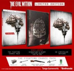 Cover The Evil Within – Limited Edition