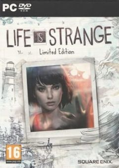 Cover Life Is Strange – Limited Edition
