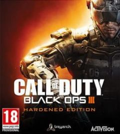 Cover Call of Duty: Black Ops III – Hardened Edition