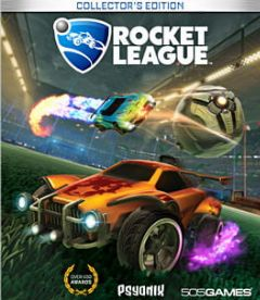 Cover Rocket League: Collector's Edition