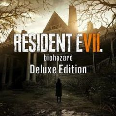 Cover Resident Evil 7: Biohazard – Deluxe Edition