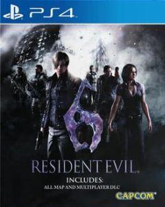 Cover Resident Evil 6 Remastered