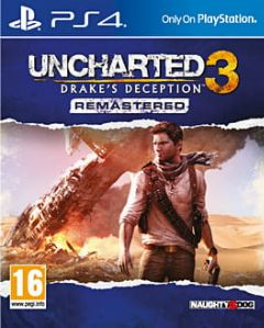 Cover Uncharted 3: Drake's Deception Remastered