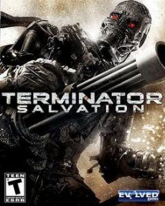 Cover Terminator Salvation