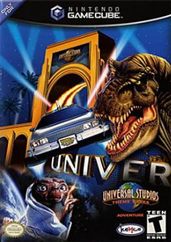 Cover Universal Studios Theme Parks Adventure