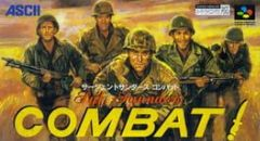 Cover Sgt. Saunders' Combat!