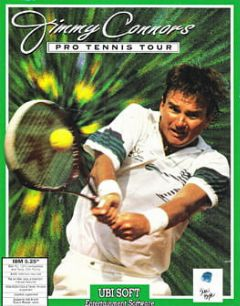 Cover Jimmy Connors Pro Tennis Tour