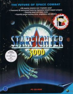 Cover Starfighter 3000