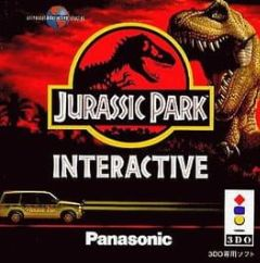 Cover Jurassic Park Interactive