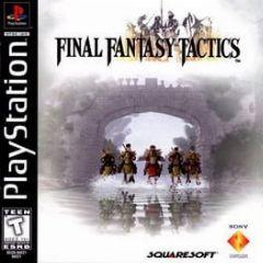Cover Final Fantasy Tactics