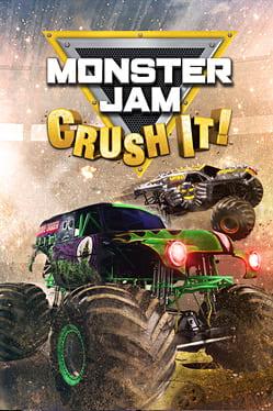 Cover Monster Jam: Crush It!