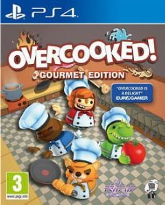 Cover Overcooked: Gourmet Edition