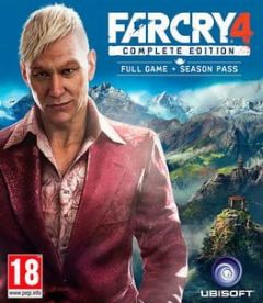 Cover Far Cry 4: Complete Edition