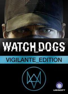 Cover Watch_Dogs – Vigilante_Edition