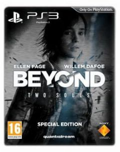 Cover Beyond: Two Souls Special Edition