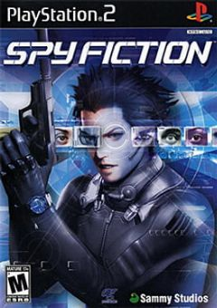Cover Spy Fiction