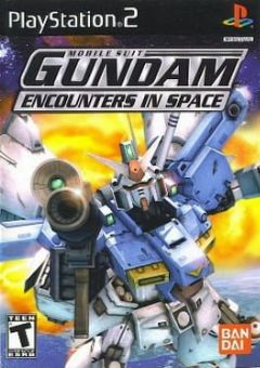 Cover Mobile Suit Gundam Encounters In Space