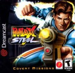 Cover Max Steel: Covert Missions