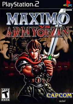 Cover Maximo vs. Army of Zin